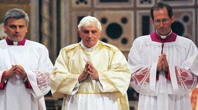 Месса Тайной Вечери с Папой