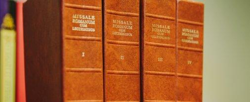 «Missale Romanum cum lectionibus» в интернете