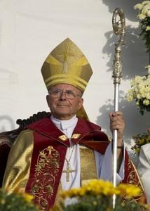 Архиепископ Каунаса на покое Сигитас Тамкявичюс