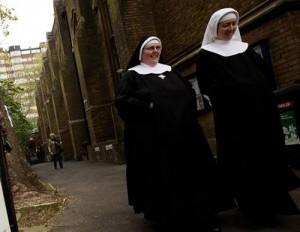 Английские монахини