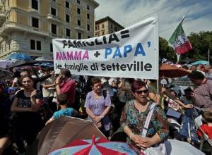 Family Day в Риме
