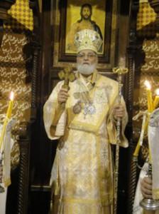 Патриарх Григорий III Лахам