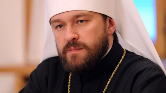 Митрополит Иларион Алфеев сообщил о возможной встрече Франциска с патриархом Кириллом