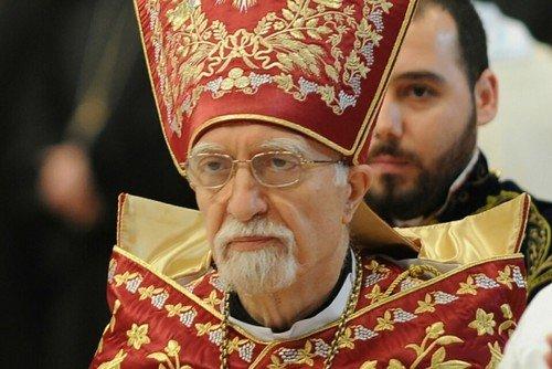 Скончался Патриарх Армянской католической церкви Нерсес Петрос XIX