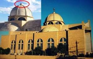 Церковь в Мосуле будет превращена в мечеть