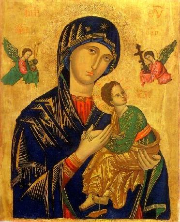Пресвятая Богородица Неустанной Помощи