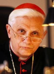 Кардинал Йозеф Ратцингер