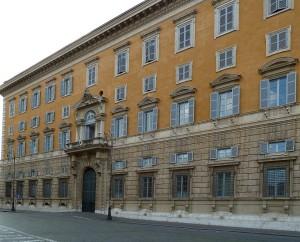 Дворец Священной Канцелярии