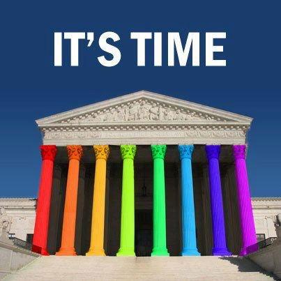 Верховный Суд США обязал все штаты признать законность однополых браков