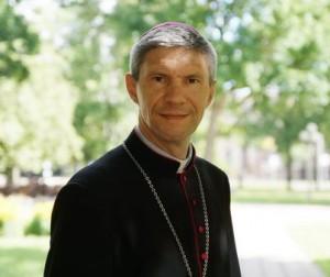 Новый архиепископ Каунаса Лёнгинас Вирбалас