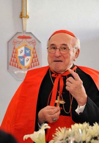Кардинал Брандмюллер о  Церкви в Германии: «Абсурд – церкви пустеют, а кассы наполняются»