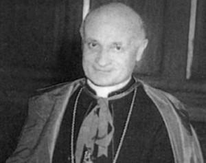 Епископ Джузеппе Карраро (1959 г.)