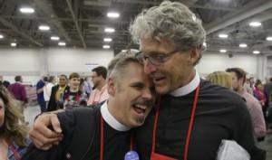 Епископальная церковь в США признала однополые браки