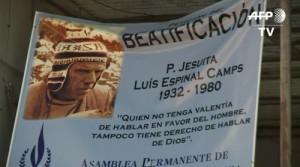 Призывы к беатификации о. Луиса Эспиналя