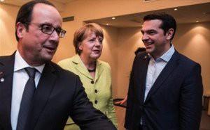 Евросаммит одобрил новый план спасения Греции