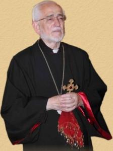 Патриарх Григор Бедрос Габроян