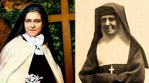 Св. Тереза и Леони Мартен
