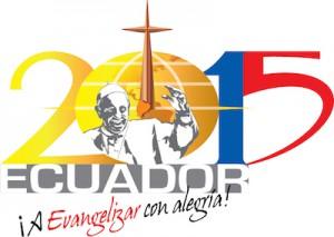 Официальный логотип визита Франциска в Эквадор, представленный Конференцией епископов