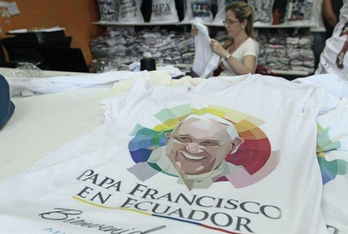 5 июля начинается визит Франциска в Латинскую Америку