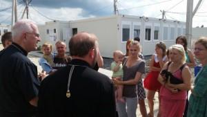 Американские епископы посетили Украину