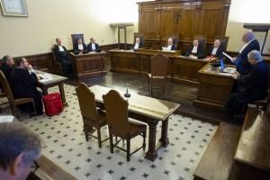 Судебный процесс в Ватикане