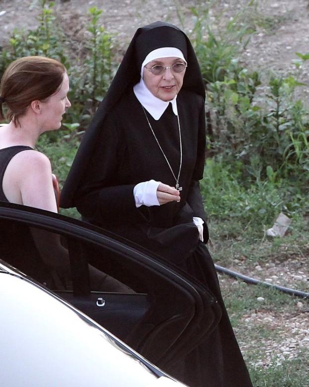 Молодой папа в сексе