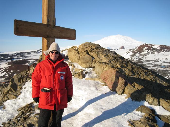 Католики остаются в Антарктиде