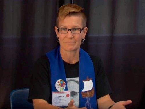 Объединенную церковь Канады возглавила лесбиянка Джордан Кэнтуэлл