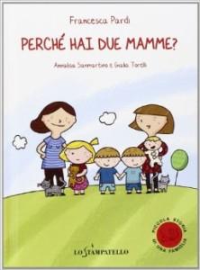 """Книга Франчески Парди """"Почему у тебя две мамы?"""""""