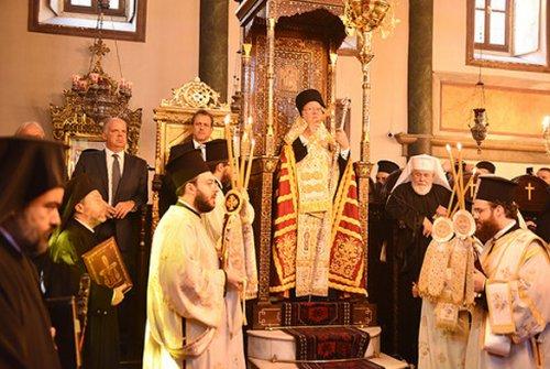 Вселенский Патриарх упрекнул «некоторые Православные Церкви-сестры» в ереси этнофилетизма