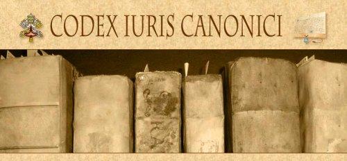 Изменения в Кодексе канонического права: полностью переписана целая глава