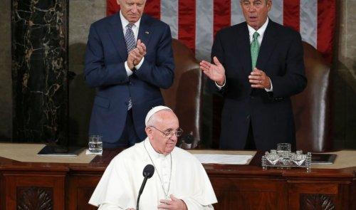 Речь в Конгрессе: левые в восторге