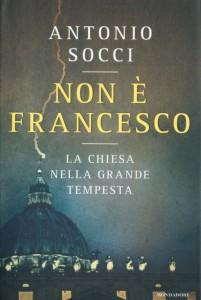 """Антонио Соччи. """"Он не Франциск"""""""