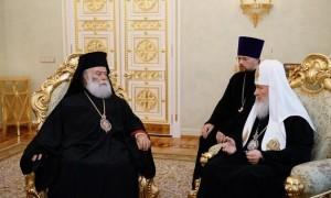 Встреча Феодора II и Кирилла