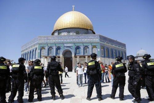 Главы христианских церквей Святой Земли призывают сохранить статус-кво Храмовой Горы