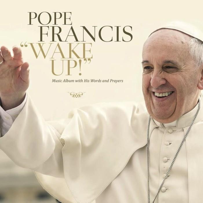 В ноябре выйдет музыкальный альбом с записями Франциска