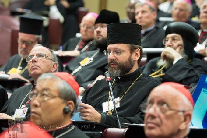Верховный архиепископ Святослав Шевчук