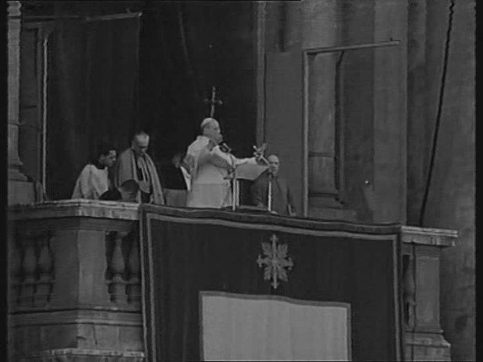 Понтификат Пия XII /  Il pontificato di Pio XII