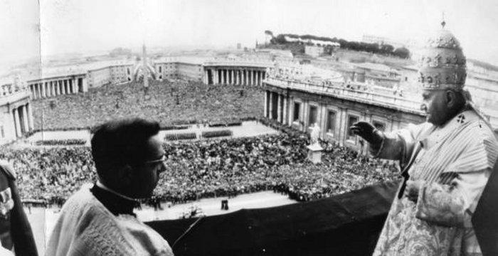 Понтификат св. Иоанна XXIII /  Il pontificato di s. Giovanni XXIII
