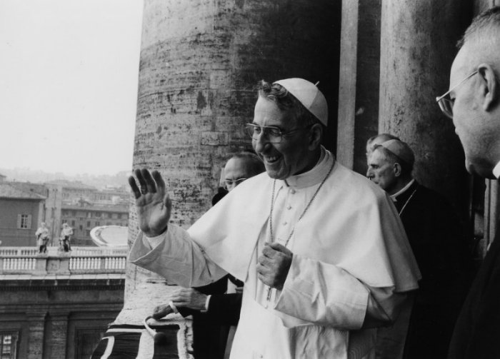 Понтификат Иоанна Павла I /  Il pontificato di Giovanni Paolo I