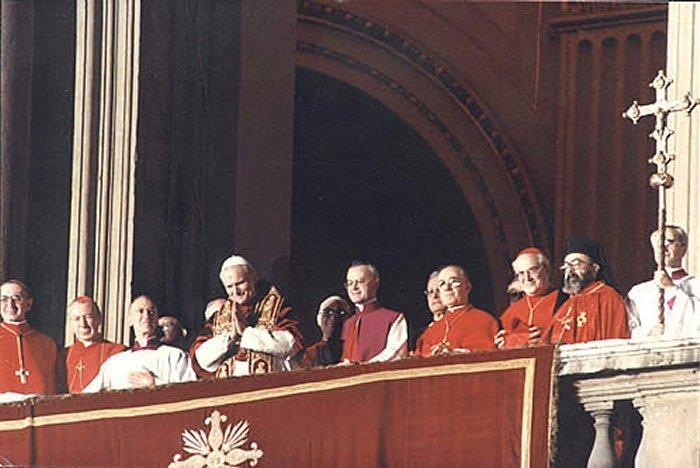 Понтификат св. Иоанна Павла II /  Il pontificato di s. Giovanni Paolo II