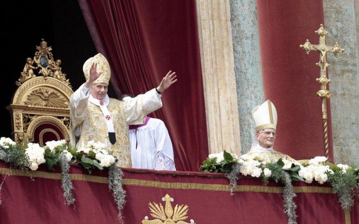 Понтификат Бенедикта XVI /  Il pontificato di Benedetto XVI