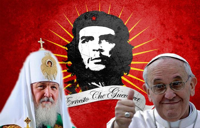 Встреча папы и патриарха
