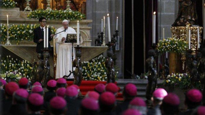 Бергольо обращается к мексиканским епископам