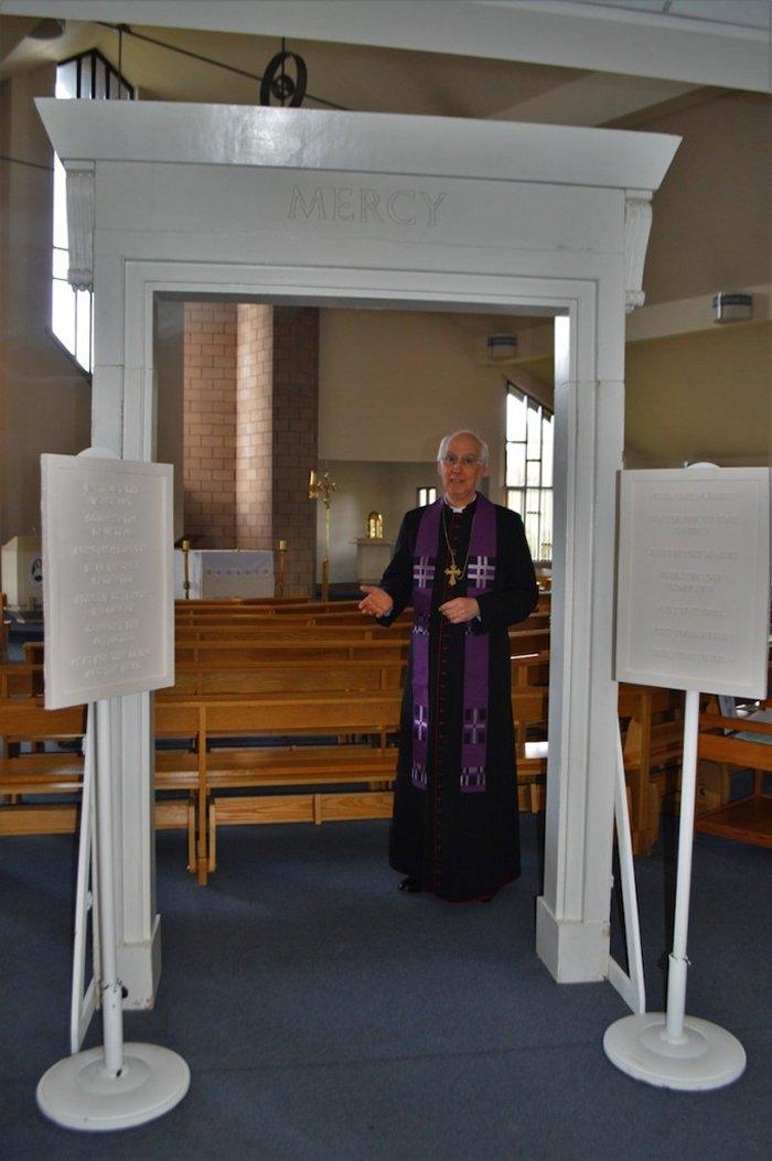 Переносные врата милосердия