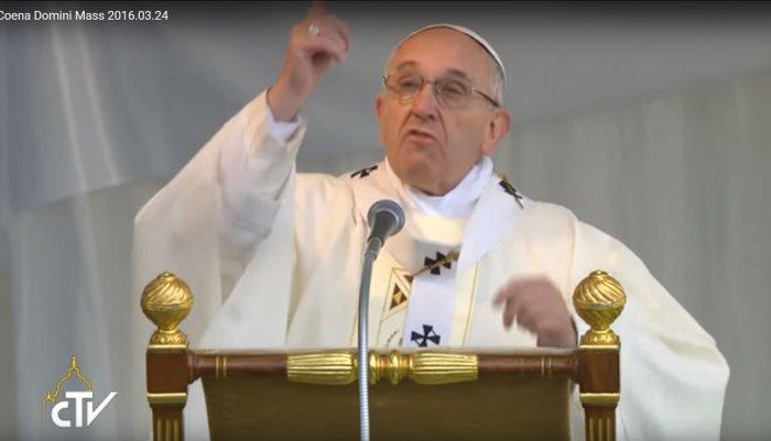 «Юбилейный Год Лицемерия»: Франциск вызывает у католиков всё большее раздражение