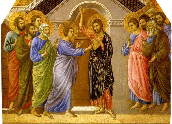 «Как новорожденные младенцы»: Второе воскресенье Пасхи