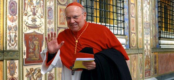 Кардинал Левада приговорен к штрафу в 300 долларов и лишен водительских прав