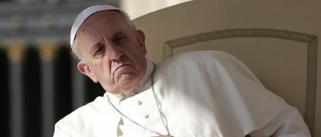 Франциск: «Какая гадость эти ваши христиане…»