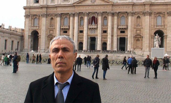Али Агджа в Ватикане